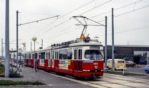 Perfektastraße lijn64 E1
