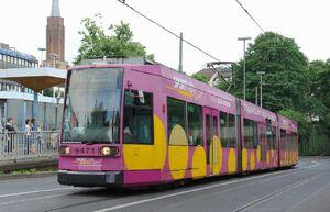 Bonn Hbf lijn61 R11