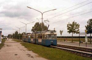 Dülferstraße lijn13 P316