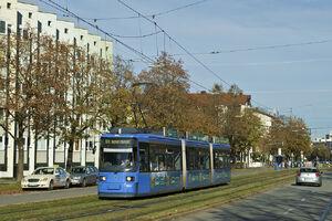 Säulingstraße lijn18 R22