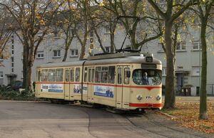Ebertpark lijn10 GT6