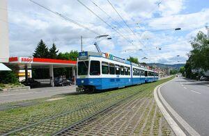 Triemli lijn14 Tram2000