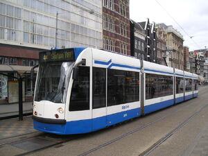 MP3051567Rokin 2096 Muntplein