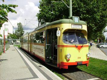 Rintheim lijn5 GT860c