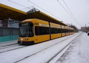 Schlehenstraße lijn2 NGT8DD