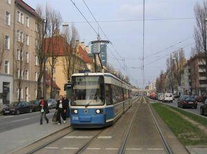 Barthstraße lijn18 R22