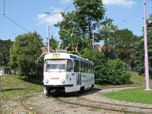 Nova Ulice lijn6 T3