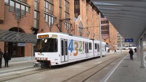 Tirou lijnM2 LRV