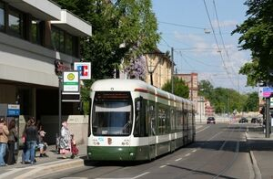 Gärtnerstraße lijn6 Cityflex