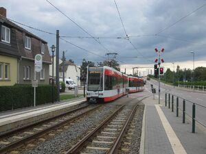 Kurpark lijn5 MGT-K