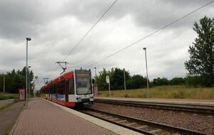 Schkopau Bunawerke lijn5 MGT-K