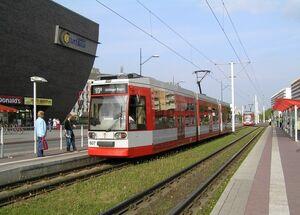 Bahnhof Neustadt lijn10 MGT6D
