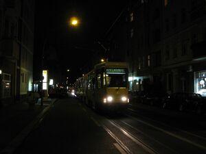 Kopernikusstraße Warschauer Straße lijnM13 KT4D