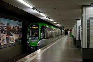 Waterloo lijn3 TW3000