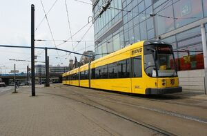 Hauptbahnhof Nord lijn3 NGTD12DD