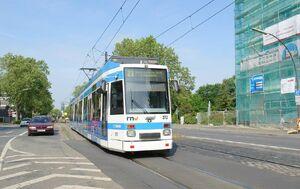 Poststraße lijn23