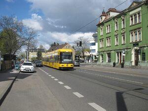 Schildenstraße lijn4 NGT6DD