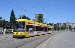 Albertplatz lijn8