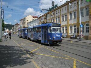 Na Knížecí lijn13 T3RP