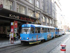 Vodičkova lijn9 T3
