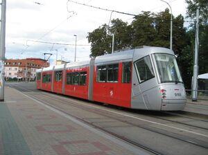 Kobylisy lijn14 14T