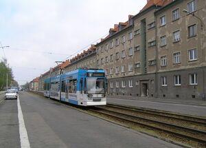 Am Breiten Pfuhl lijn8 MGT6D