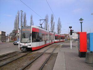 Florian-Geyer-Platz lijn5 MGT-K