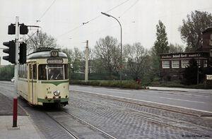 Gelsenkirchen Schloß Horst lijn17 T4