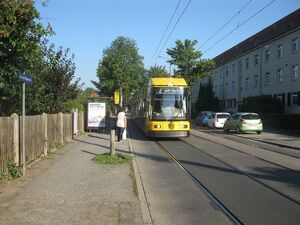 Heckenweg lijn2 NGT8DD