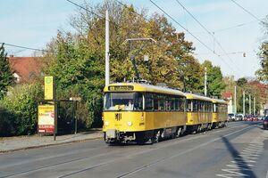Hugo-Bürkner-Straße lijnE9 T4D