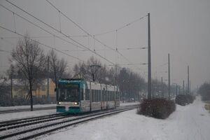 Hölderlinstraße lijn7 MGT6
