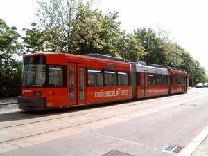 Lichtenberg lijn18 GT6N