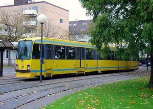 Essen-Bredeney-lijn107