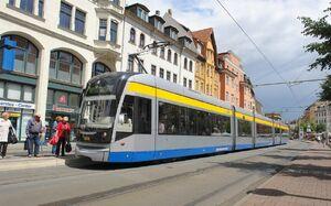 Lindenauer Markt lijn15 NGT12