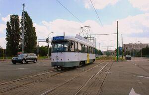 Grote Steenweg lijn8 PCC
