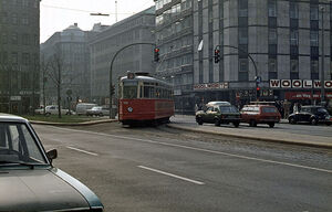 Jungfernstieg lijn2 V6E