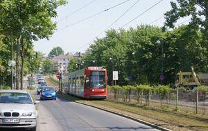An der Josefshöhe lijn61 R11
