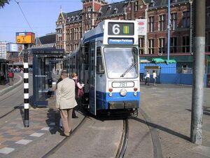Centraal Station lijn6 9G