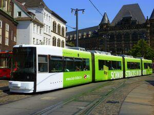 Domsheide lijn3 GT8N