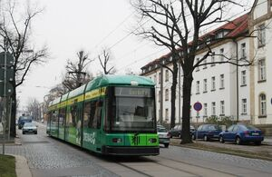 Tannenstraße lijn7 NGT6DD