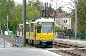 Regattatribünen lijn68 T6A2