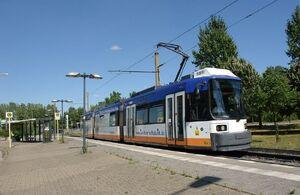 Riesaer Straße lijnM6 GT6N
