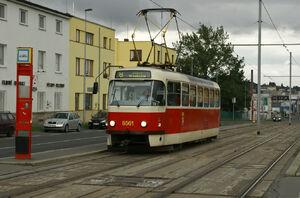 U Elektry lijn8 T3R.P