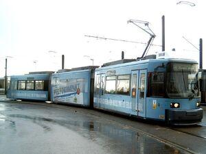 Ahrensfelde lijn16 GT6N