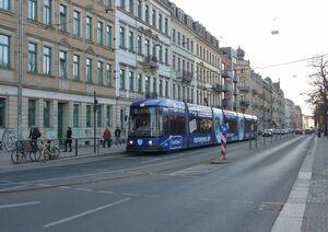 Alaunplatz lijn13 NGT8DD
