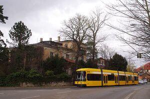Gustav-Freytag-Straße lijn12 NGT6DD