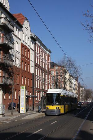 Raumerstraße lijn12 GT6N