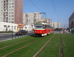 Blatiny lijn10 T3R.P