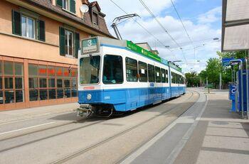 Siemens lijn3 Tram2000
