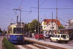 Waldfriedhof lijn26 M5